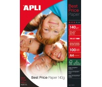 Photographic Paper APLI Everyday Photo Paper, A4, 280gsm, glossy, 25 sheets