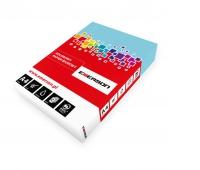 KSERO KOLOR A4 JASNY NIEBIESKI 80G karton=5 ryz_BL29, Papier ksero, Papier i etykiety