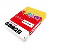 KSERO KOLOR A4 CYTRYNOWY 80G karton= 5 ryz_CY39, Papier ksero, Papier i etykiety