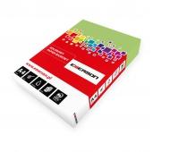 KSERO KOLOR A4 JASNY ZIELONY 80G karton= 5 ryz_GN27, Papier ksero, Papier i etykiety