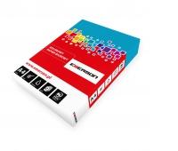 KSERO KOLOR A4 NIEBIESKI 80G karton= 5ryz_OBL70, Papier ksero, Papier i etykiety