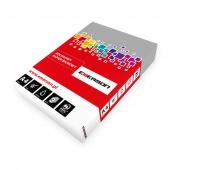 KSERO KOLOR A4 SZARY 80G karton= 5 ryz_GR21, Papier ksero, Papier i etykiety