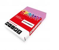 KSERO KOLOR A4 LILIOWY 80G karton= 5 ryz_PI25, Papier ksero, Papier i etykiety