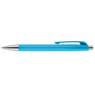 Długopis CARAN D'ACHE 888 Infinite, M, turkusowy, Długopisy, Artykuły do pisania i korygowania