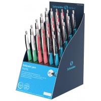 Display długopisów automatyczny SCHNEIDER Haptify, M, 30 szt., mix kolorów, Długopisy, Artykuły do pisania i korygowania