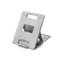 """Podstawka pod laptopa KENSINGTON SmartFit™ Easy Riser™ Go Small, do 14"""", szara, Ergonomia, Akcesoria komputerowe"""