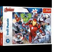 """ PUZZLE 200 - Waleczni Avengersi"", Podkategoria, Kategoria"