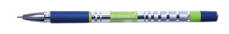Długopis żelowo-fluidowy Q-CONNECT 0,5mm, niebieski
