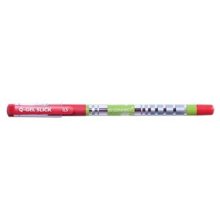 Długopis żelowo-fluidowy Q-CONNECT 0,5mm, czerwony