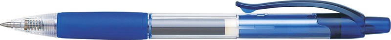 Długopis automatyczny żelowy CCH3 0 5mm niebieski, Żelopisy, Artykuły do pisania i korygowania