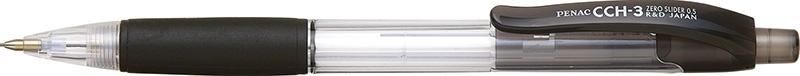 Ołówek automatyczny CCH3 0 5mm czarny, Ołówki, Artykuły do pisania i korygowania
