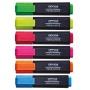 Zakreślacz fluorescencyjny OFFICE PRODUCTS, 1-5mm (linia), czerwony, Textmarkery, Artykuły do pisania i korygowania