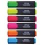 Zakreślacz fluorescencyjny OFFICE PRODUCTS, 1-5mm (linia), pomarańczowy, Textmarkery, Artykuły do pisania i korygowania