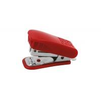 Zszywacz SAX329, zszywa do 20 kartek, czerwony, zszywki GRATIS, Zszywacze, Drobne akcesoria biurowe