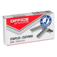Staples OFFICE PRODUCTS, 24/6, 1000 pcs