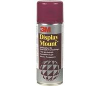 Klej w sprayu 3M Displaymount (UK7806/11), permanentny, 400ml, Kleje, Drobne akcesoria biurowe