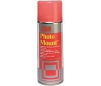 Klej w sprayu 3M Photomount (UK9479/10), do papieru fotograficznego, 400ml, Kleje, Drobne akcesoria biurowe