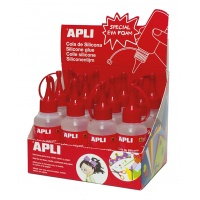 Silicone Glue APLI, 100ml