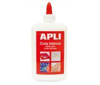 Klej biały APLI, 250g, Kleje, Drobne akcesoria biurowe