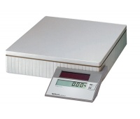 Solar Powered Scales MaulParcel, 50kg, grey