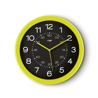Wall Clock CEP Pro Gloss, 60cm, pink
