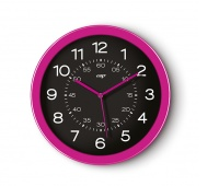 Wall Clock CEP Pro Gloss, 60cm, green