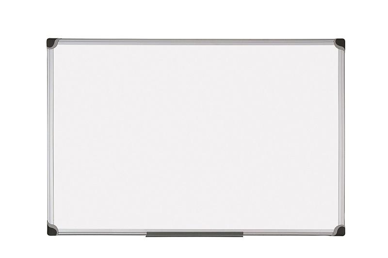 Tablica suchoś. -magn. BI-OFFICE Top Professional, 60x45cm, ceramiczna, rama alu., Tablice suchościeralne, Prezentacja