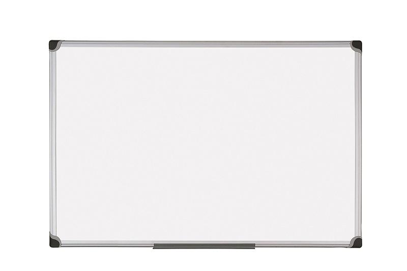 Tablica suchoś. -magn. BI-OFFICE Top Professional, 90x60cm, ceramiczna, rama alu., Tablice suchościeralne, Prezentacja