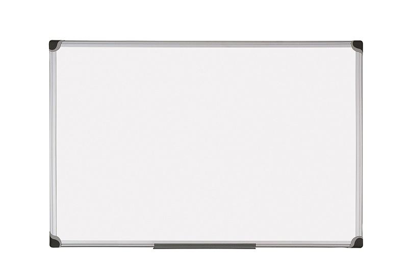 Tablica suchoś. -magn. BI-OFFICE Top Professional, 120x90cm, ceramiczna, rama alu., Tablice suchościeralne, Prezentacja