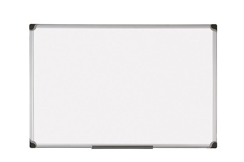 Tablica suchoś. -magn. BI-OFFICE Top Professional, 150x100cm, ceramiczna, rama alu., Tablice suchościeralne, Prezentacja