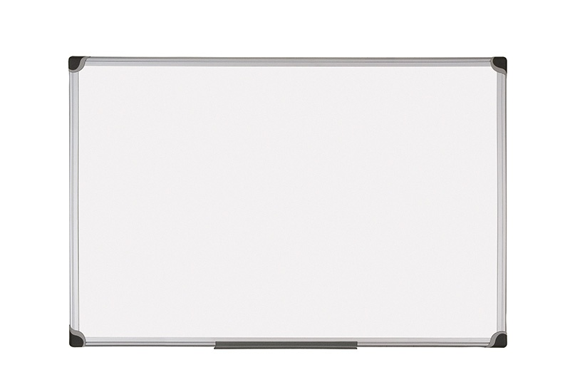 Tablica suchoś. -magn. BI-OFFICE Top Professional, 180x90cm, ceramiczna, rama alu., Tablice suchościeralne, Prezentacja