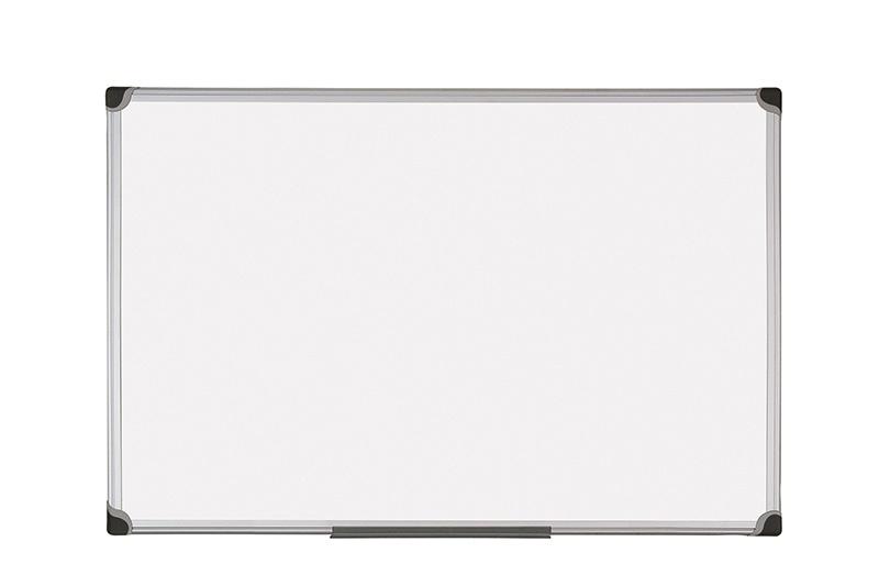 Tablica suchoś. -magn. BI-OFFICE Top Professional, 200x100cm, ceramiczna, rama alu., Tablice suchościeralne, Prezentacja