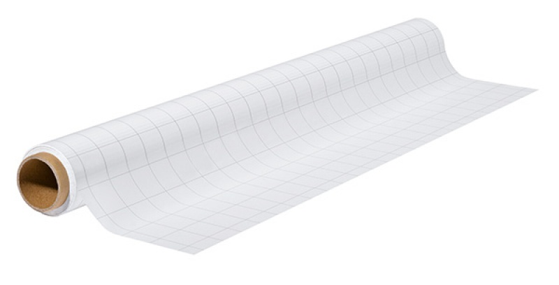 Dry-wipe Sheets FRANKEN, square-ruled, white