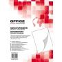 Blok do flipchartów OFFICE PRODUCTS, gładki, 58, 5x81cm, 50 kart., biały