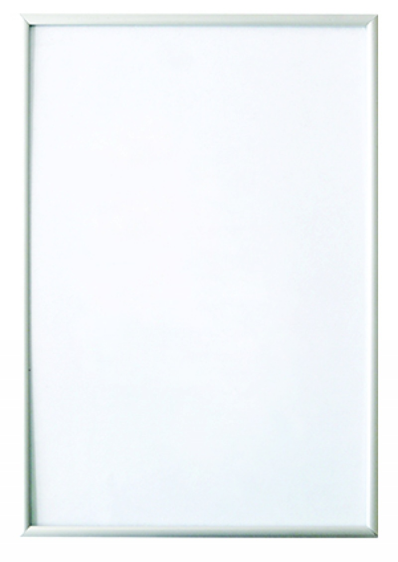 Ramka aluminiowa Q-CONNECT, 210x297mm, Antyramy, ramki, Prezentacja