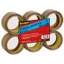 Taśma pakowa SCOTCH® Hot-melt (371),  50mm,  66m,  brązowa