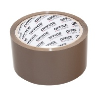 Packaging Tape OFFICE PRODUCTS, 48mm, 50y, brown