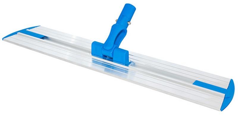 Stelaż aluminiowy DUOTEX, z wymiennym rzepem, niebieski, Akcesoria do sprzątania, Artykuły higieniczne i dozowniki