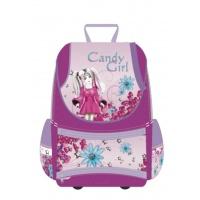 Plecak Classic, z twardą podstawą, Candy Girl, Plecaki, Artykuły szkolne