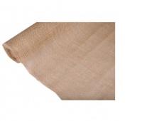 Juta materiał jutowy 50cm/4,5m naturalna, Produkty kreatywne, Artykuły dekoracyjne