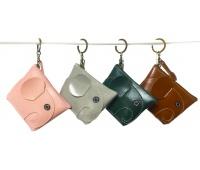 Brelok saszetka SŁOŃ 4 kolory (zestaw 12 sztuk), Zabawki