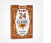 """CLASSIC 24"", Karty, Zabawki"
