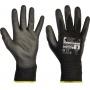 Rękawice Evolution Black, montażowe, rozm. 7, czarne