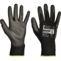 Rękawice Evolution Black, montażowe, rozm. 8, czarne, Rękawice, Ochrona indywidualna