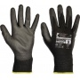 Rękawice Evolution Black, montażowe, rozm. 8, czarne