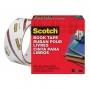 Taśma klejąca SCOTCH® Book Repair (845), do naprawy książek, 38,1mm, 13,7m, transparentna, Taśmy biurowe, Drobne akcesoria biurowe