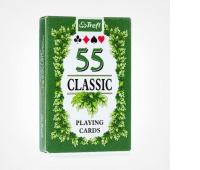 """CLASSCI 55"", Karty, Zabawki"