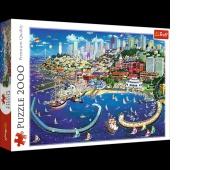 PUZZLE 2000-EL ZATOKA SAN FRANCISCO, Podkategoria, Kategoria
