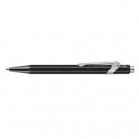 Długopis CARAN D'ACHE 849 Line Metal-X, M, czarny, Długopisy, Artykuły do pisania i korygowania