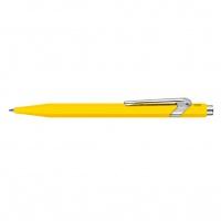 Długopis CARAN D'ACHE 849 Classic Line, M, żółty, Długopisy, Artykuły do pisania i korygowania